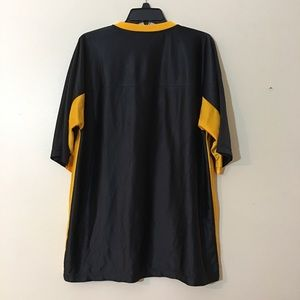 NFL Shirts - NFL Team Apparel Pittsburgh Steelers Jersey G10 c5df99811